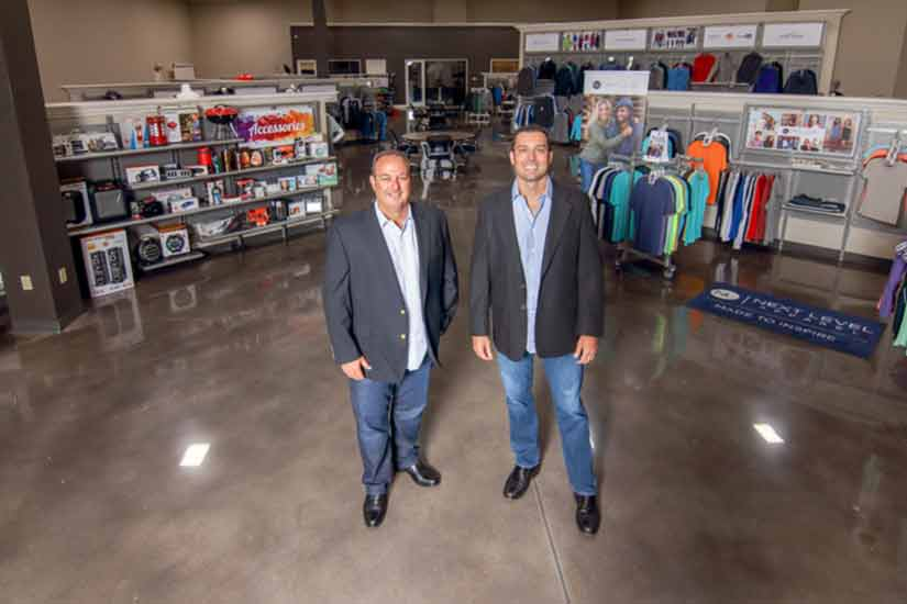 Mario Stadtlander and Sean Ono